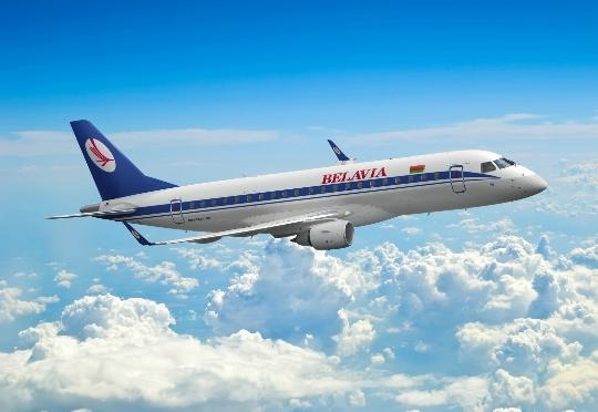 Hoeveel om te vliegen van Minsk naar Moskou?