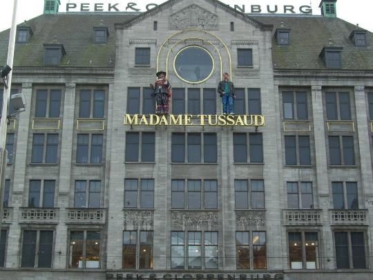 Museot Hollannissa
