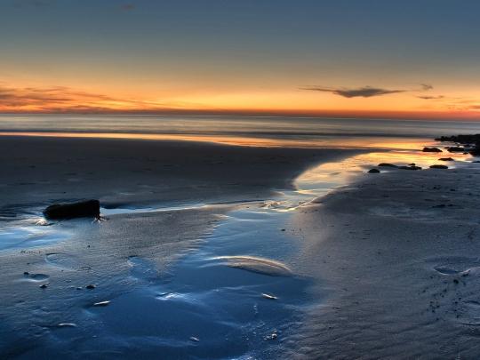 Zee in Holland