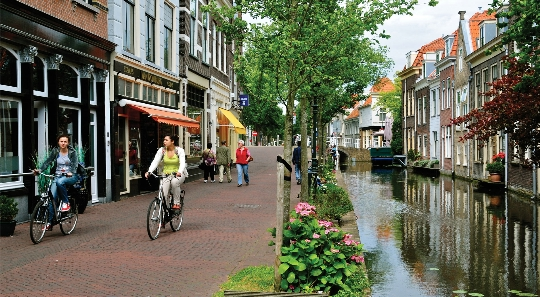 Kuljetus Hollannissa