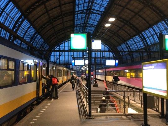 Metro in Nederland