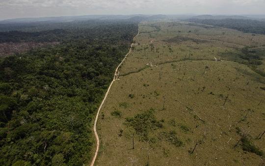 Brasilian pohjoisosa