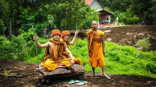 Ten noorden van Thailand
