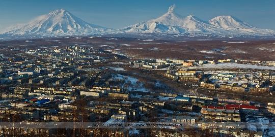 Колко да лети от Камчатка до Москва?