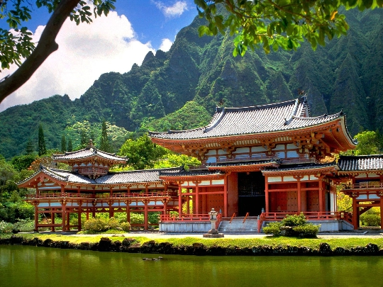Reis naar Japan