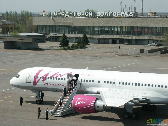 Колко да лети от Волгоград до Москва?