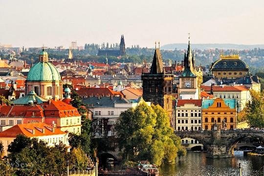Matka Tšekin tasavaltaan