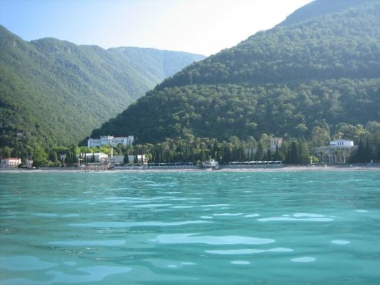 Reis naar Abchazië