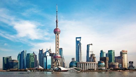 Kiinan ominaisuudet