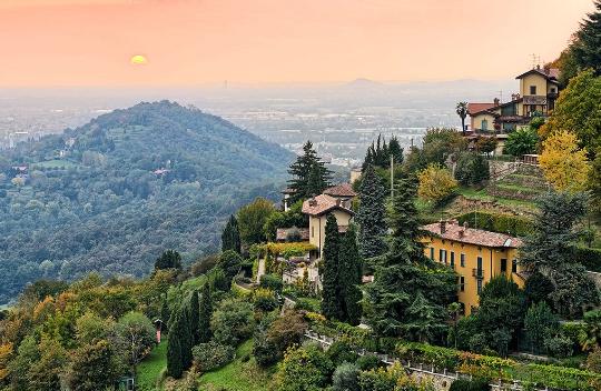 Kenmerken van Italië