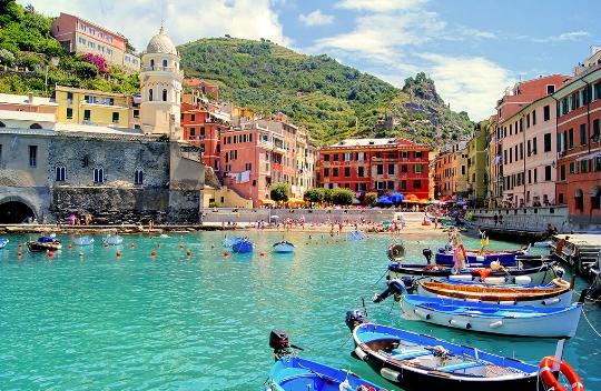 ملامح إيطاليا