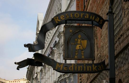 Missä syödä Vilnassa?