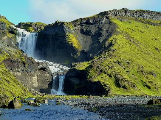 Islannin ominaisuudet