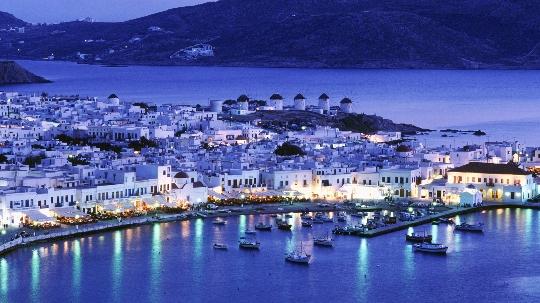 Kreikan ominaisuudet