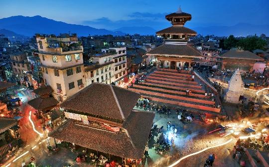 Kenmerken van Nepal