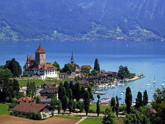 Sveitsin ominaisuudet