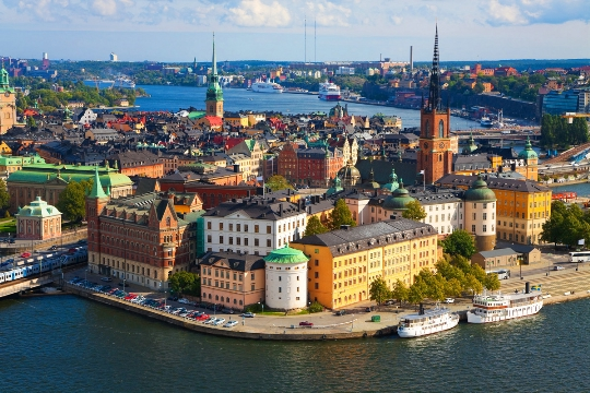 Kenmerken van Zweden