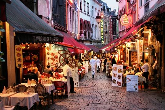 Missä syödä Brysselissä?