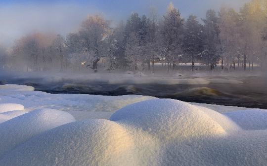 Ten noorden van Zweden
