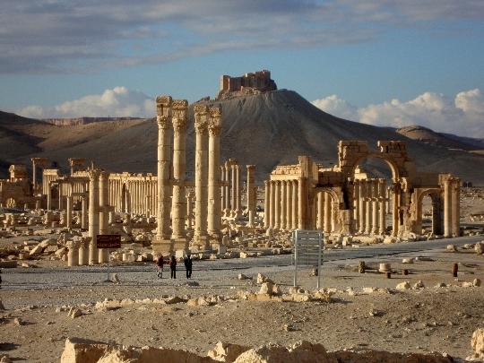 Syyria pohjoinen