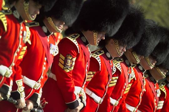 Великобритания традиции