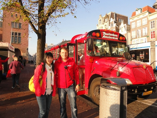 Екскурзия до Холандия
