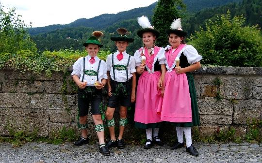 Saksalaisia perinteitä