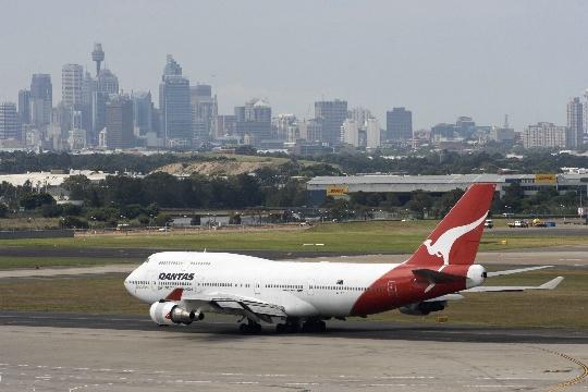 Kuinka paljon lentää Sydneystä Moskovaan?
