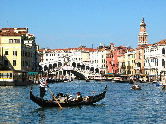 Reis naar Italië