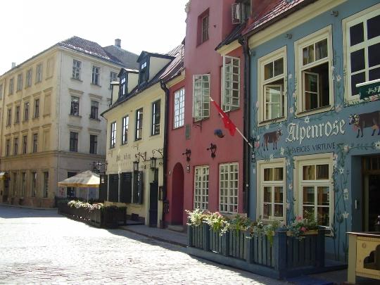 Waar te eten in Riga?