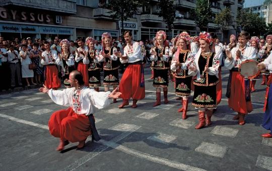 تقاليد أوكرانيا