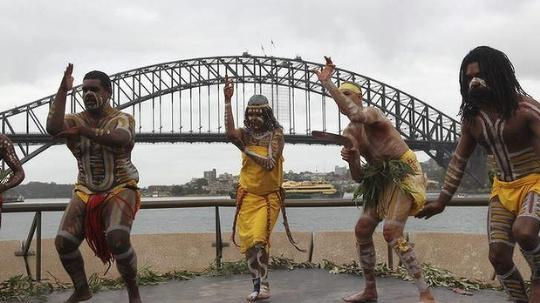Australian perinteet