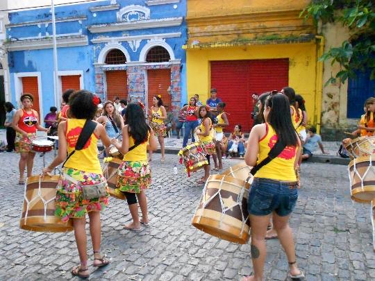 التقاليد البرازيلية