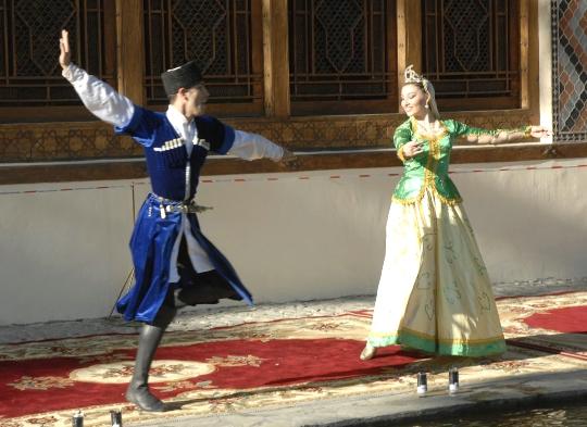 تقاليد أذربيجان