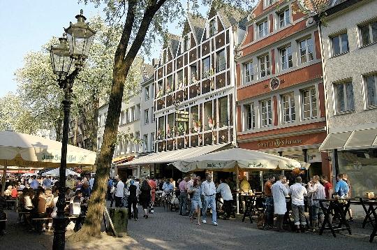 Къде да хапнем в Дюселдорф?
