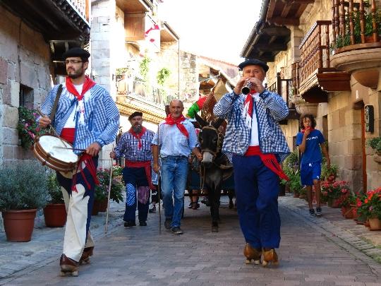Espanjan perinteet