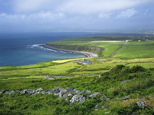ملامح أيرلندا