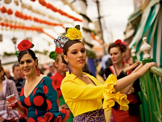 تقاليد اسبانيا