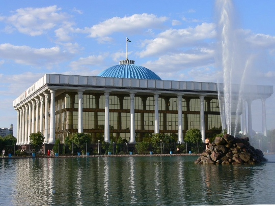 Характеристики на Узбекистан