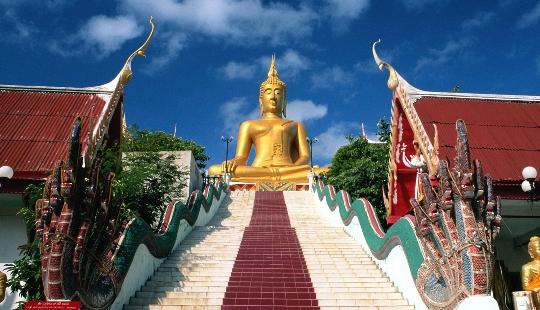 Thailand kenmerken