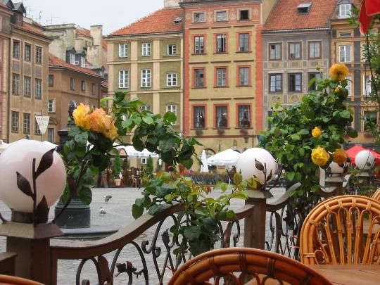 Къде да ядем във Варшава?