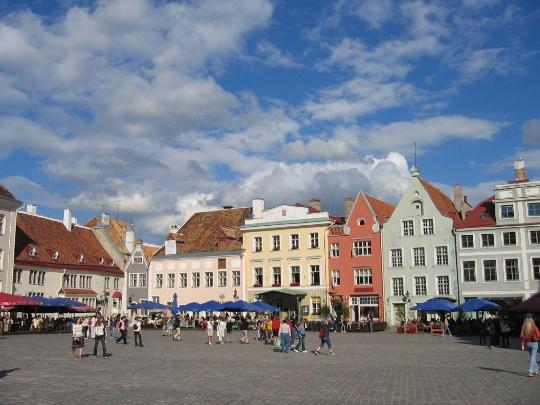 Характеристики на Естония