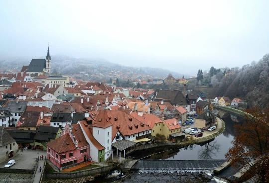 Tsjechische kenmerken