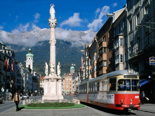 Itävallan ominaisuudet