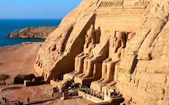 Egyptin ominaisuudet