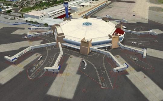 Kuinka paljon lentää Cancunista Moskovaan?