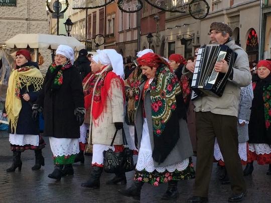 Puolan perinteet