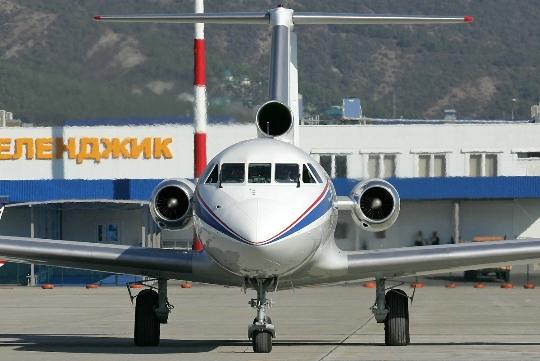 Combien coûte le vol de Gelendzhik à Moscou?