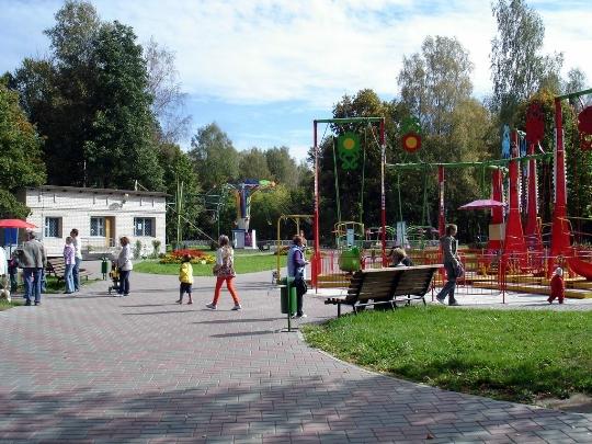 Minne mennä lasten kanssa Vitebsk?