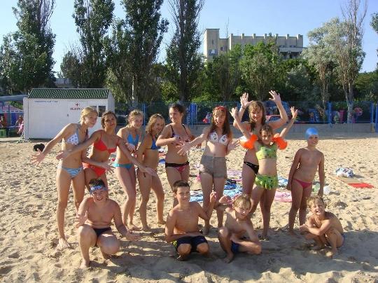 Minne mennä lasten kanssa Yevpatoriya?